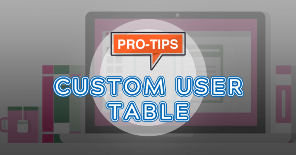 How to Use Custom User Table in WordPress