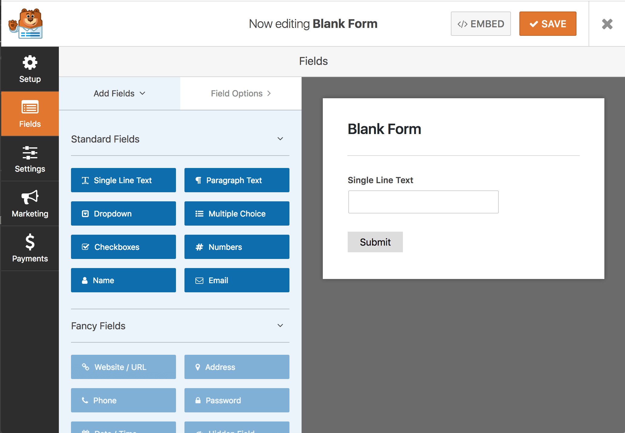 5 Best Free WordPress Form Builder Plugins That Come With