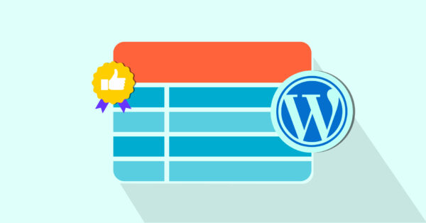 Top 5 WordPress Table Plugins- Our Recommendations