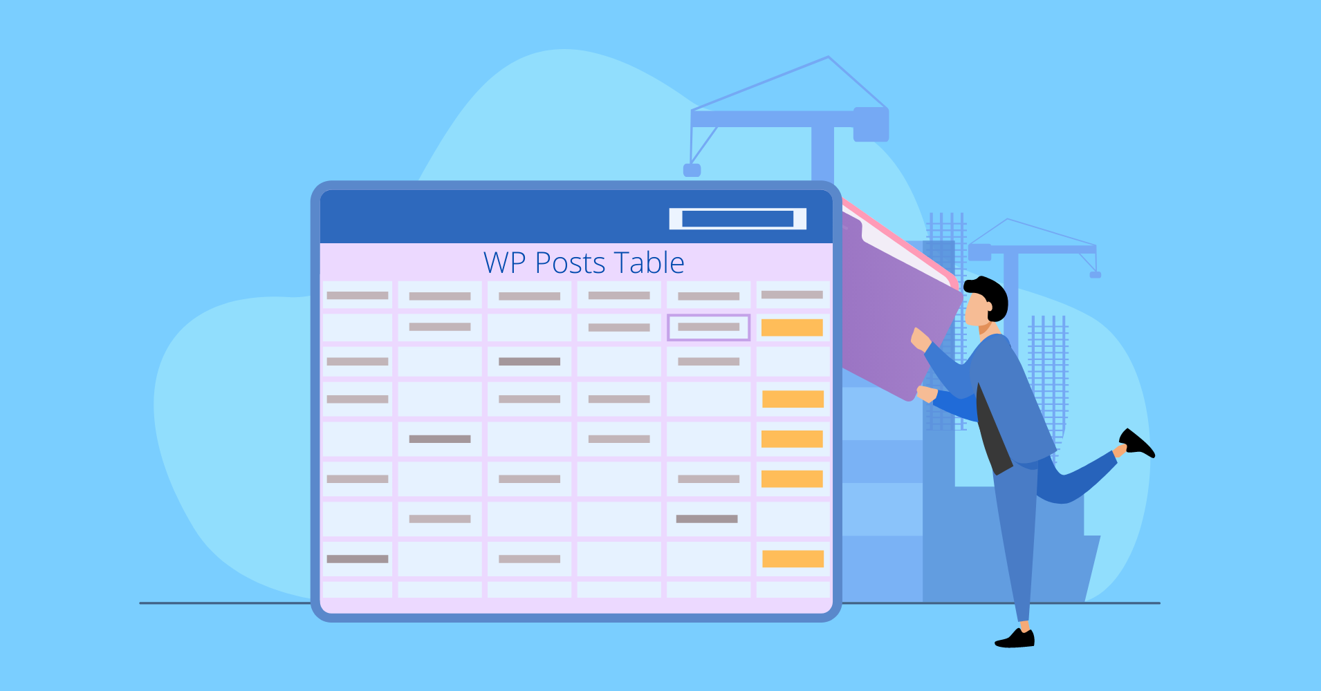 how to add data to WordPress tables from posts in Ninja Tables