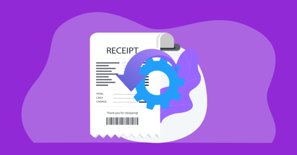 create online payment receipt, wordpress