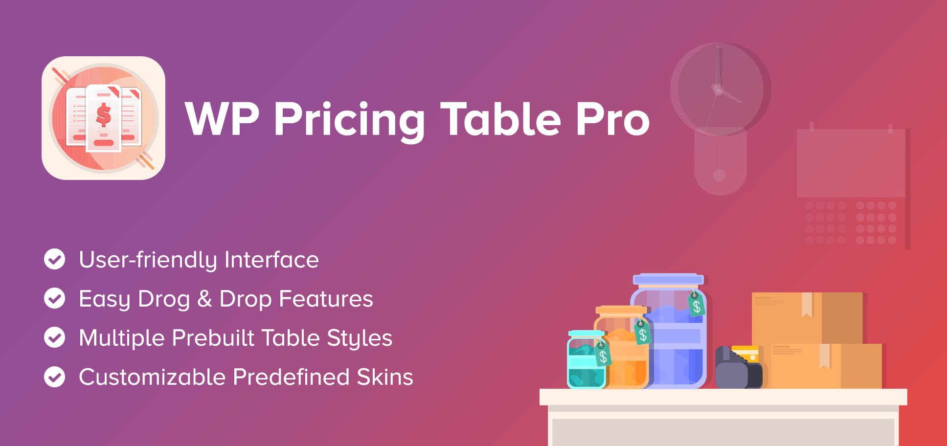 WP Pricing Table Pro – The Best Pricing Table Builder Plugin for WordPress